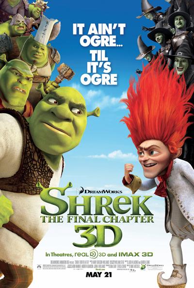 Shrek  4 Dubluar ne shqip