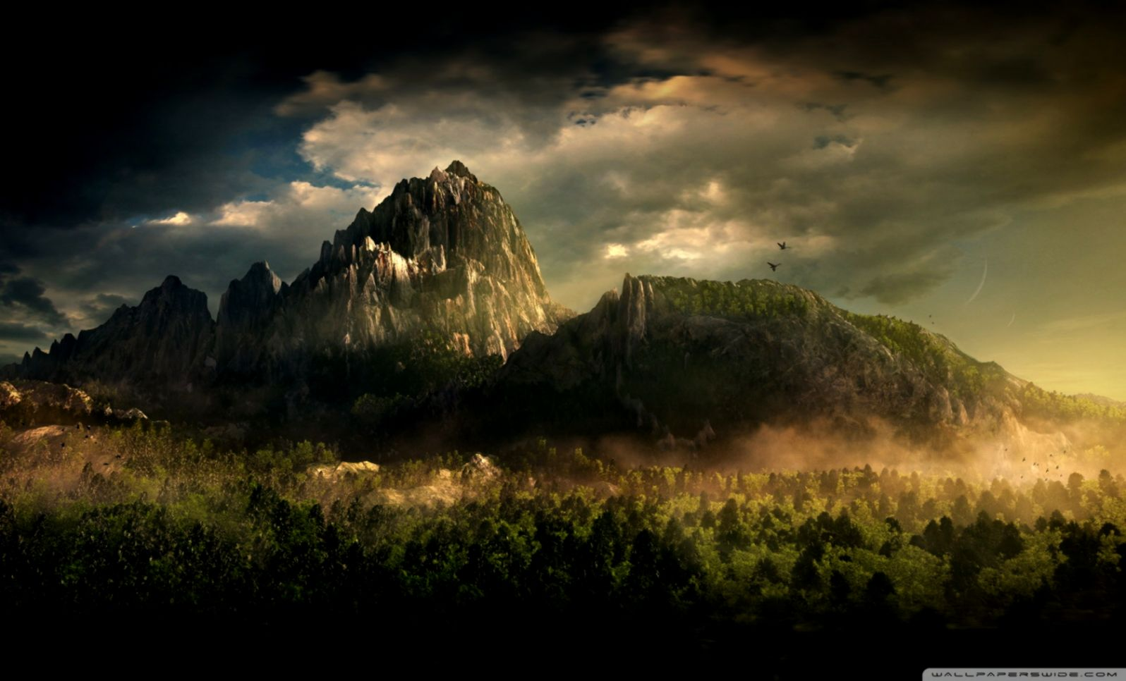 Great Landscape Wallpapers Dom Wallpapers