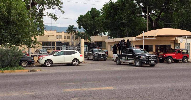 Vídeo: Se desata balacera en el Penal de Cd. Victoria Tamaulipas; Hay cuatro muertos y seis lesionados