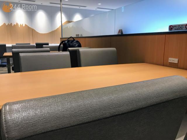 ASO Lounge 阿蘇くまもと空港 「ASO」ラウンジ室内2