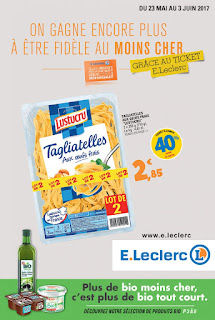 Catalogue E.leclerc 23 Mai au 03 Juin 2017