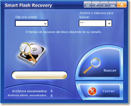 Smart Flash Recovery v4.4 [Recuperar datos eliminados desde dispositivos portátiles]