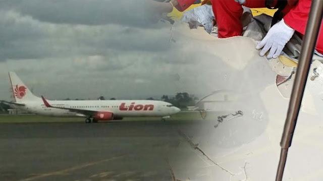Update Jumlah dan Nama Korban Lion Lion Air JT 610 Jatuh