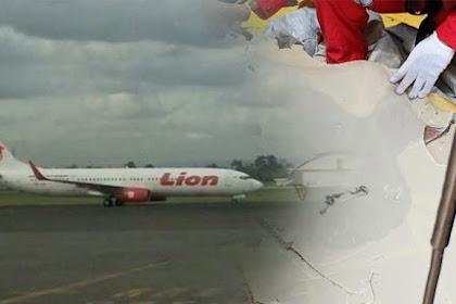 Update Jumlah dan Nama Korban Lion Air JT 610 Jatuh