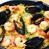Barcelona Traditional Food - Paella -