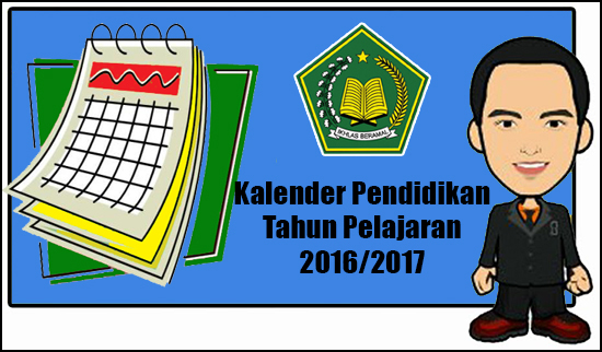 Download Kalender Pendidikan TP. 2016/2017