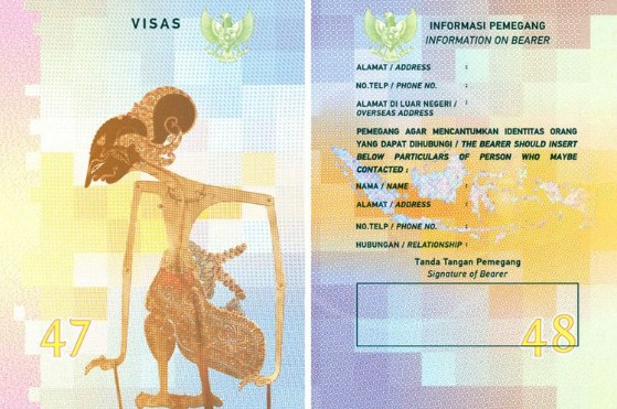 10 Paspor Paling Cantik Dunia, Indonesia Termasuk