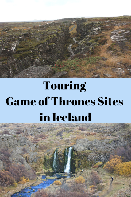 Touring Game of Thrones Sites in Iceland