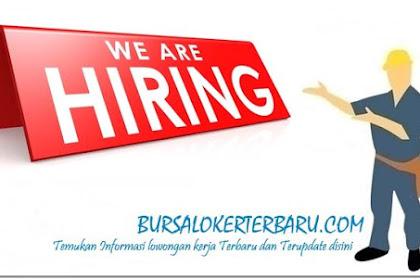 Ada Lowongan Kerja di PT KCF Indonesia, Cek Syaratnya