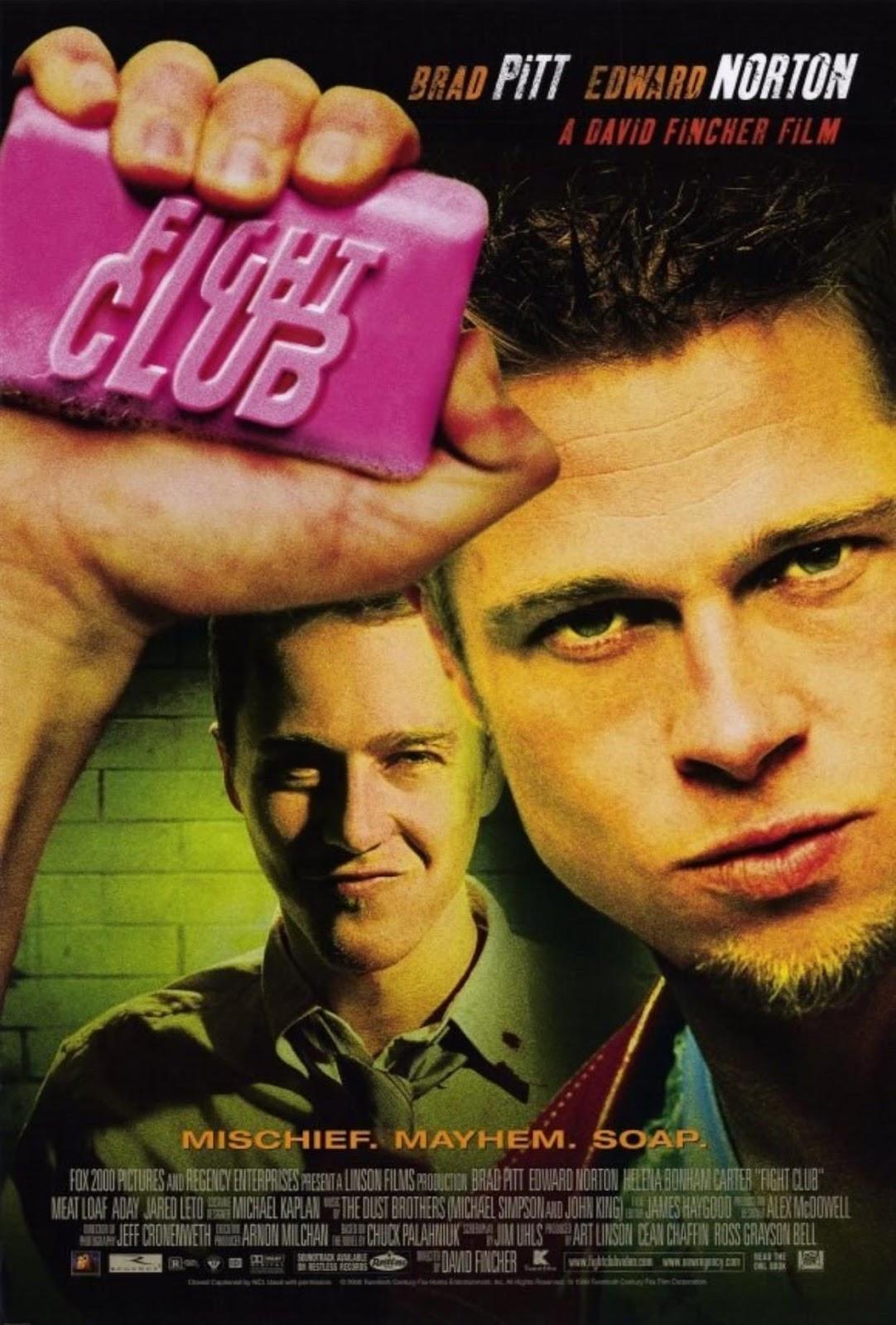 Anak Gawang: Ulasan Film Fight Club (1999)