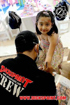 Body Pinting Kids Jakarta
