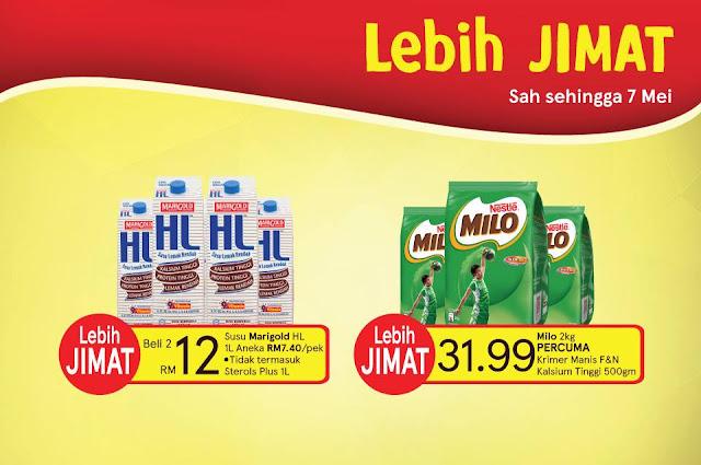 Tesco Malaysia Lebih Jimat Weekend Discount Promo