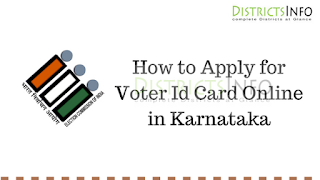 How to Apply for Voter Id Card Online in Karnataka