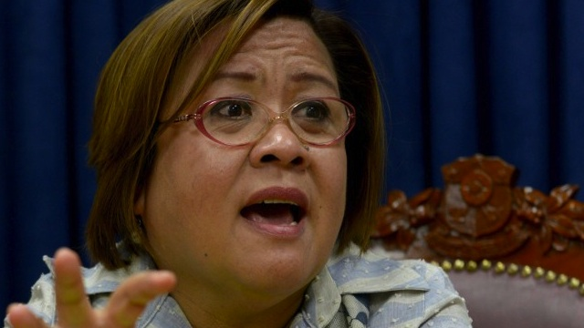 Dante Jimenez told De Lima to Resign and be Aquino's Lawyer