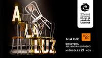 A LA LUZ | Sala Arlequin