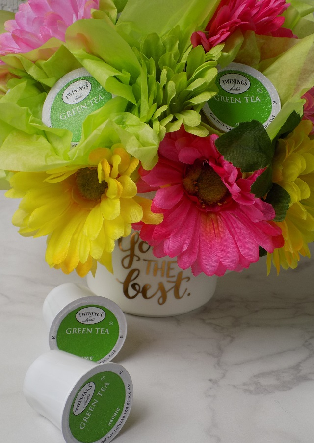 One Savvy Mom  | NYC Area Mom Blog: DIY K-Cup Bouquet ...