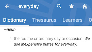 everyday Dictionary.com