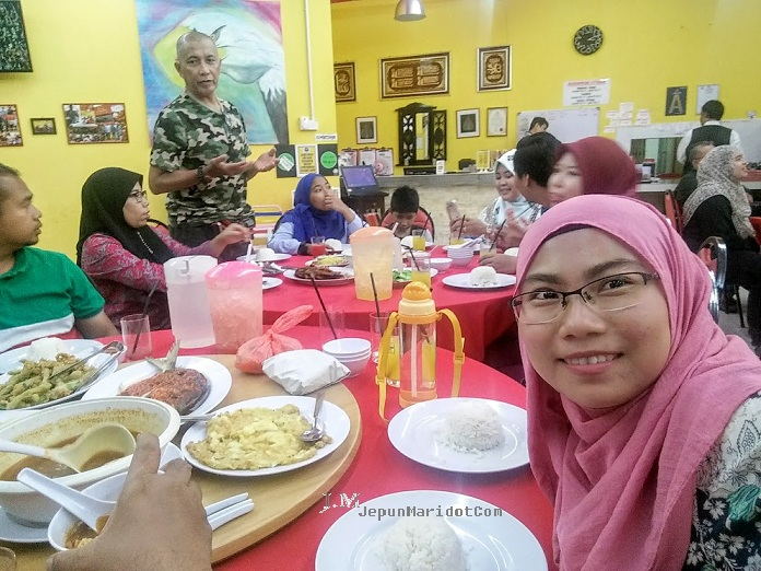 Family gathering @ Adam Lai Restaurant Wangsa Maju