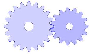 Is it possible to move two gears in the same direction?