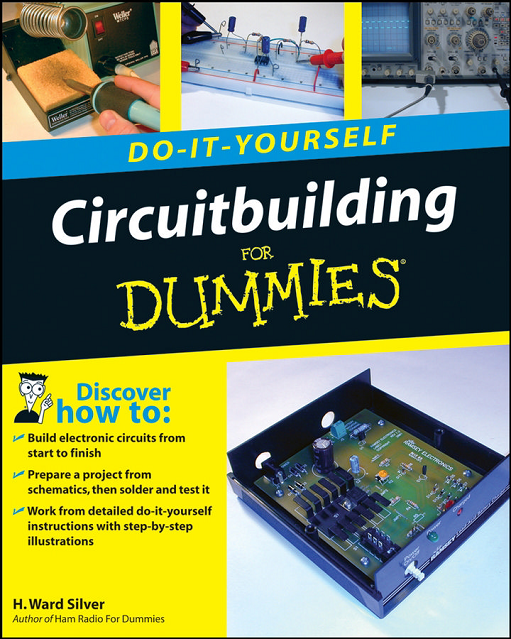Circuit building for dummies engineering books