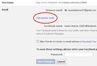 Cara Mengganti Facebook