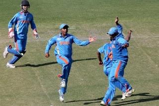 बिहार के लाल ने चटकाए 3 विकेट अंडर-19  में भारत ने इंग्लैंड को हराया