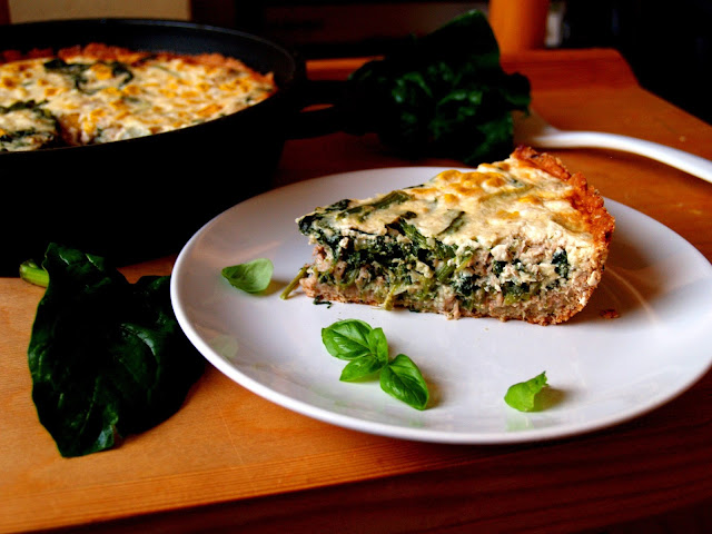 An easy cheesy low carb tuna casserole with spinach recipe that can be made in no time. This dish uses canned tuna and frozen spinach with cream, almond milk and cheese. Every few months, I go through my cabinets and pantry closet to use up food that has been sitting for a while.