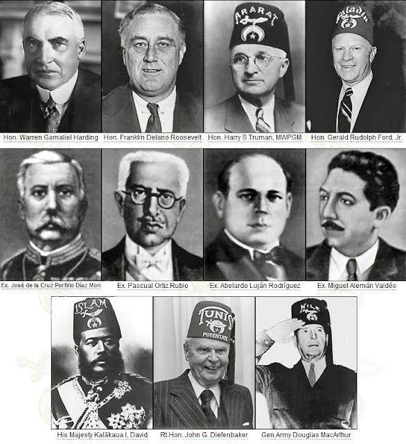 world leaders shriners