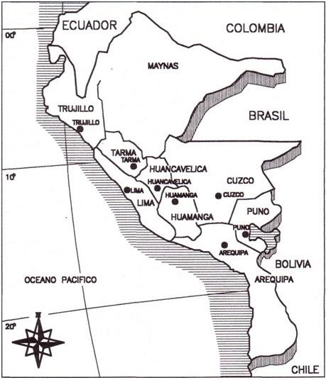 Temas Importantes: EL PERU EN LOS INICIOS DE LA REPUBLICA