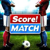 تحميل لعبة سكور ماتش Score Match اقوى لعبة كورة للاندرويد كرة قدم 2018