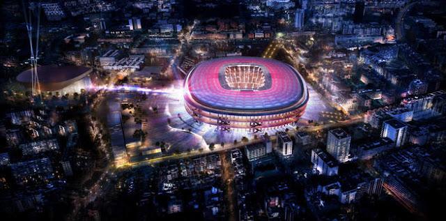 La adjudicacion de la reforma Camp Nou, en entredicho