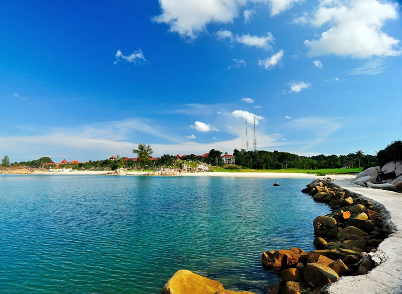 indonesia island bintan lagoon resort valentines day package