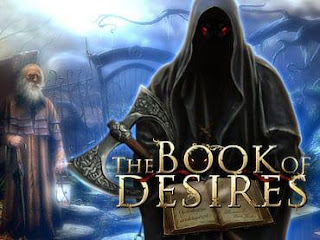 Hidden Object, Horror, Mystery, The Book of Desires