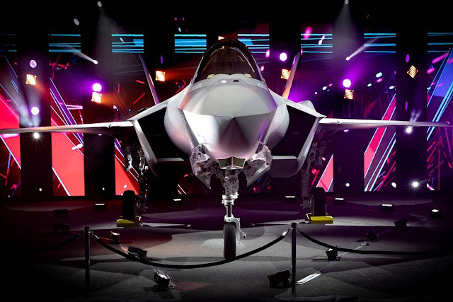 First Dutch F-35 rollout