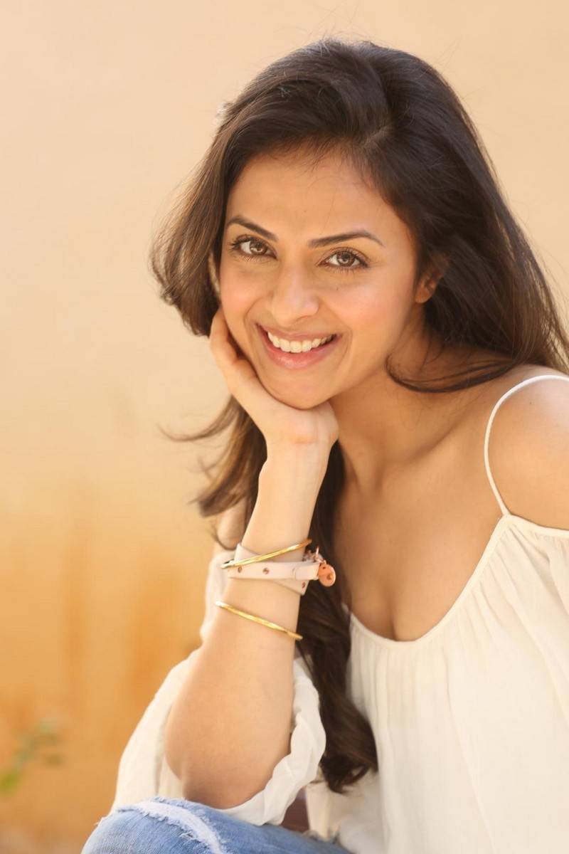 Richa Pallod Latest Hot Photoshoot In White Dress