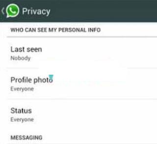 Cara Memalsukan Terakhir Dilihat pada Whatsapp Android