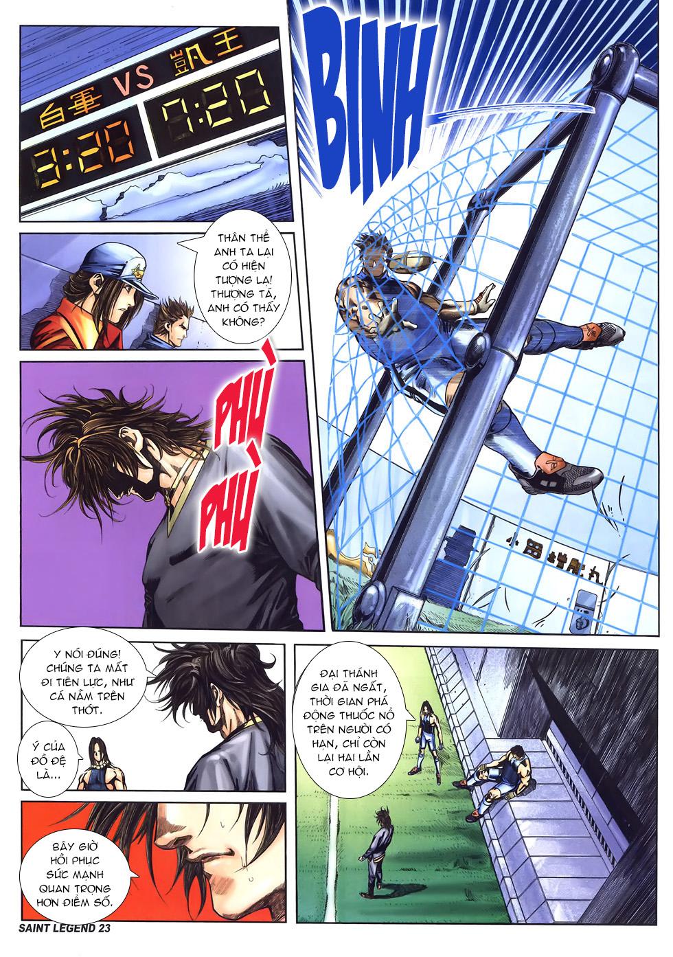 Bát Tiên Đạo chap 58 - Trang 22