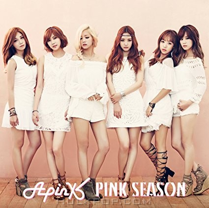 APINK – PINK SEASON (Japan Version) (WAV + ITUNES PLUS AAC M4A)