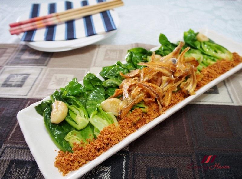 cny bee cheng hiang pork floss vegetables recipe