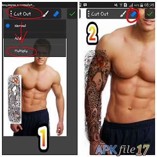 Cara Menggunakan Aplikasi  PicSay Pro Di Android