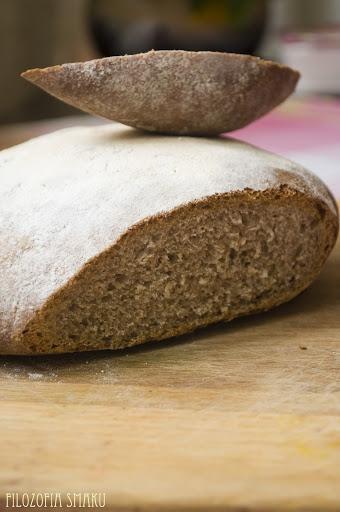 (chleb z koperkiem na zakwasie