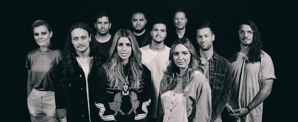 hillsong worship 2018 team