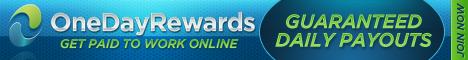 OneDayRewards banner