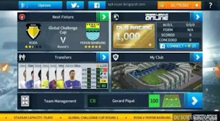 Dream League Soccer 18 Spesial Mod Apk+Data