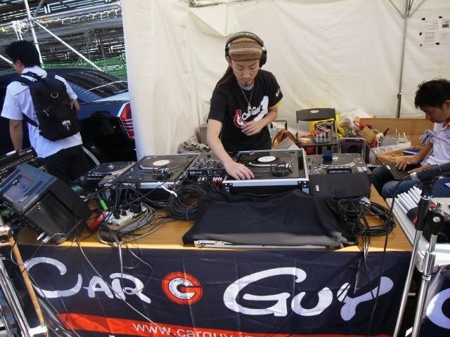 DJ-KAZ(Project301)のDJプレイ模様です。