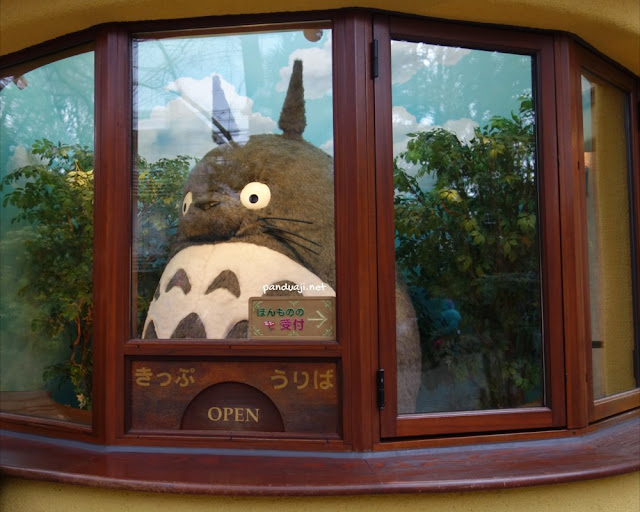 Totoro di Ghibli Museum