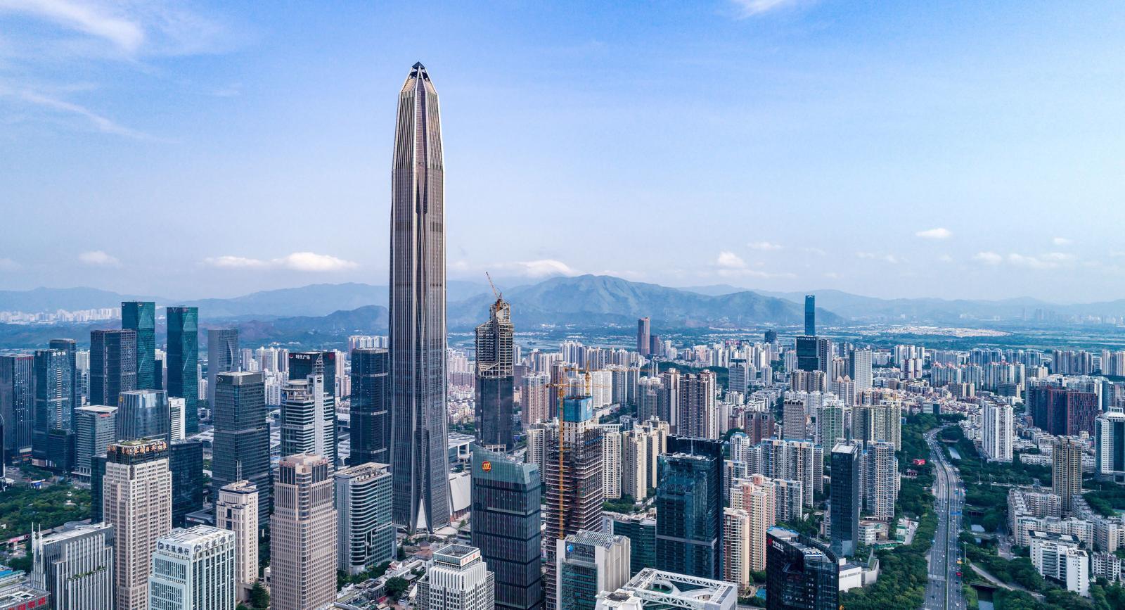 Ping An Finance Centre, Shenzhen