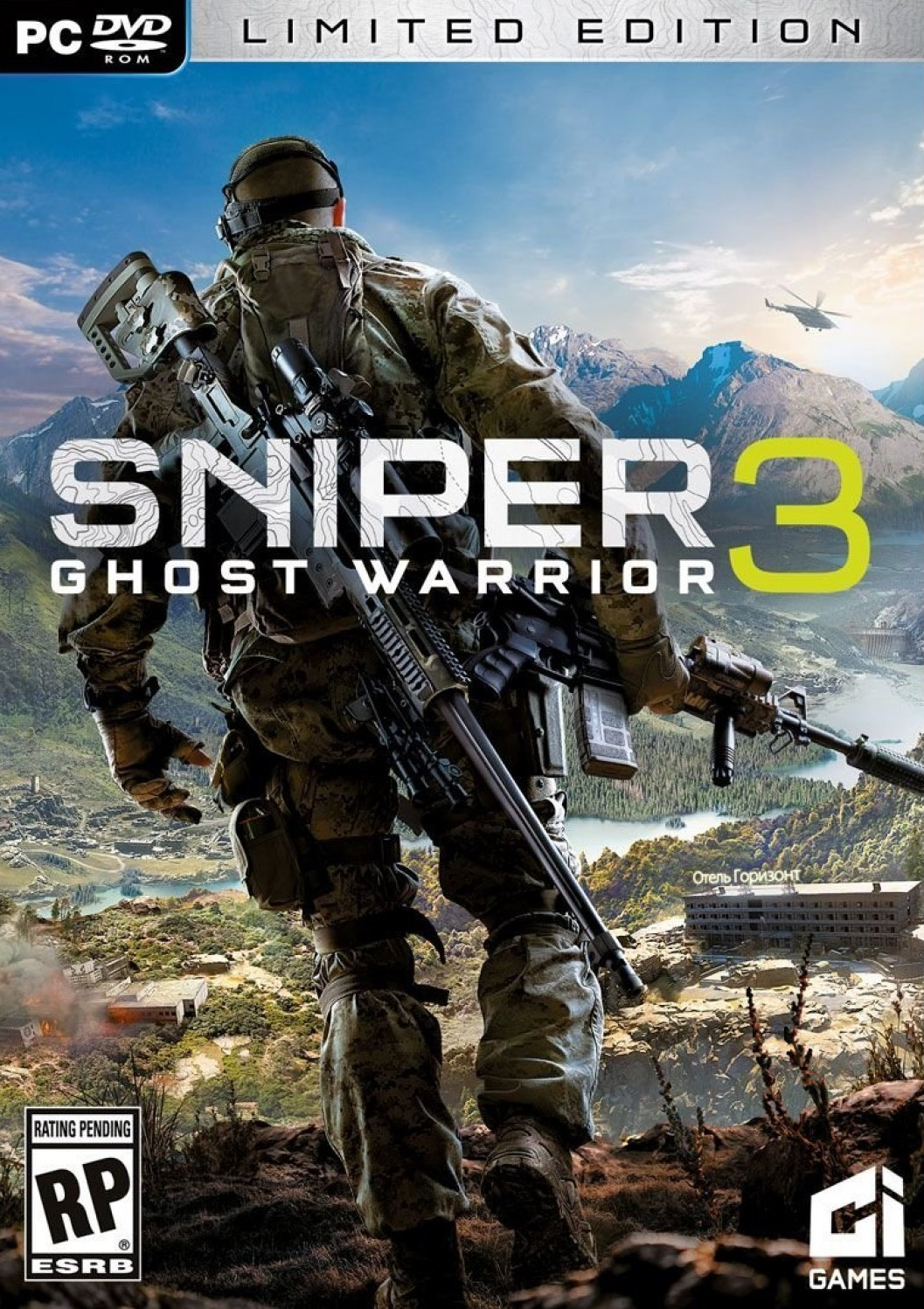Sniper Ghost Warrior 3 ESPAÑOL PC