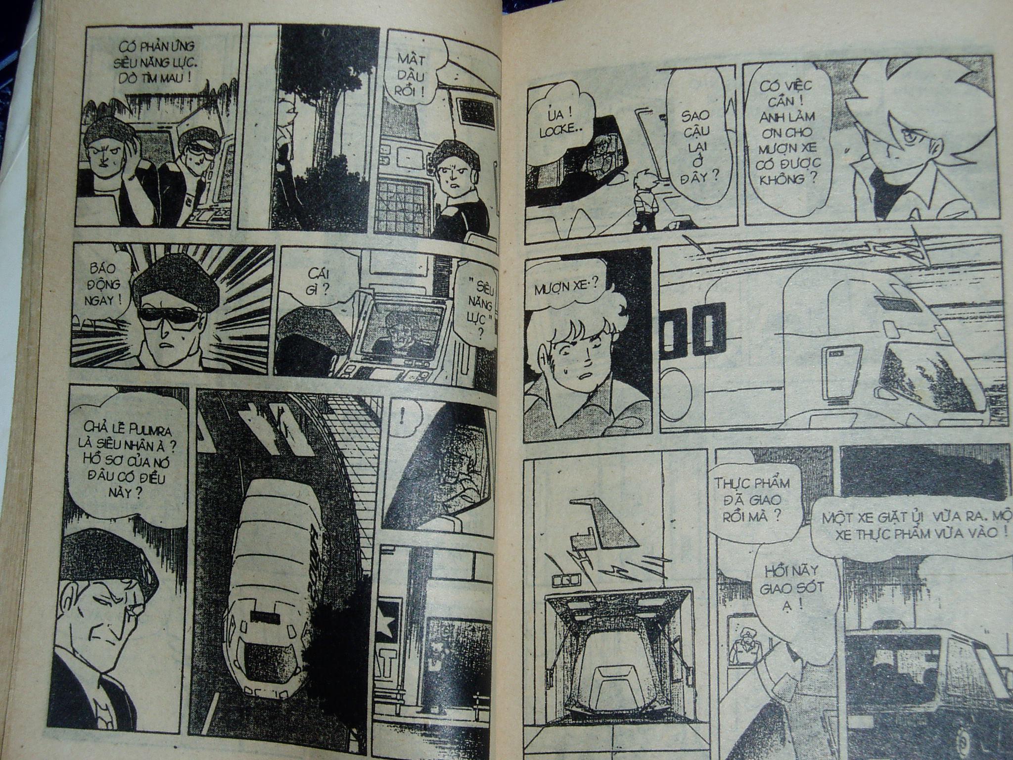 Siêu nhân Locke vol 16 trang 33