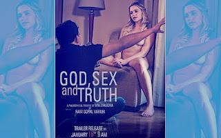 God,Sex,Truth,Adult,Movie,directed,by,Ram Gopal Varma,gst